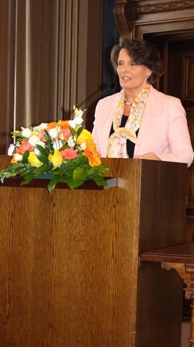 Ministeri Berner_Arktinen Forum 12.4.2018