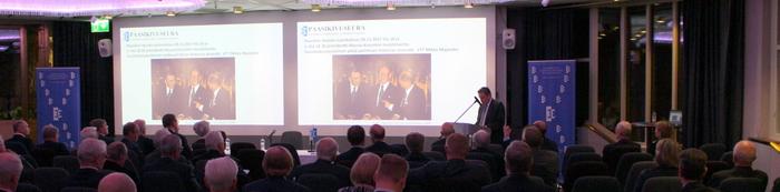 Presidentti Koiviston muistoluento_Paasikivi-Seuran vuosikokous 28.11.2017