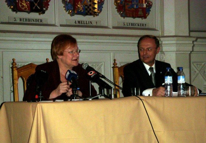 Paasikivi-Seuran vuosikokous 10.12.2008