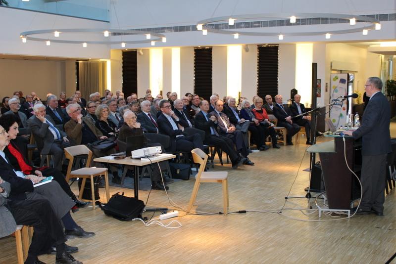 Paasikivi-Seuran kokous 21.3.2016