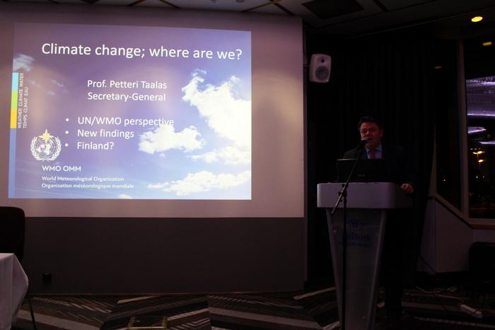 Paasikivi-Seuran kokous 5.2.2018