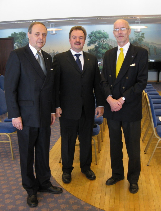 Paasikivi-Seuran kokous 9.3.2010