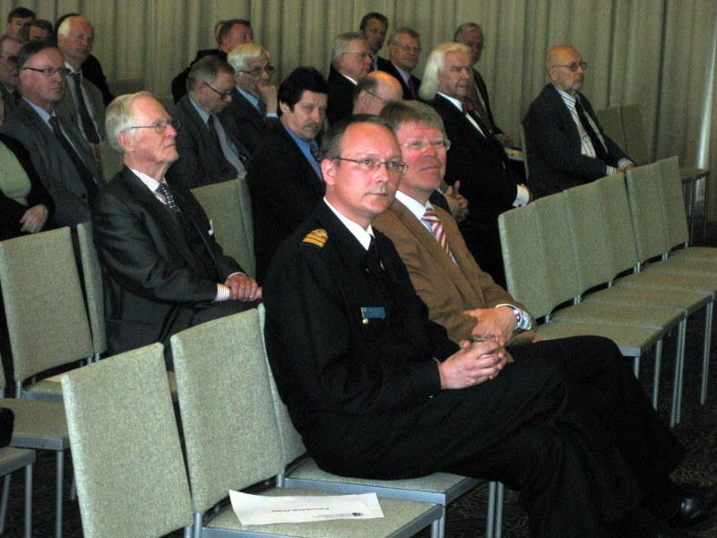 Paasikivi-Seuran kokous 27.4.2011