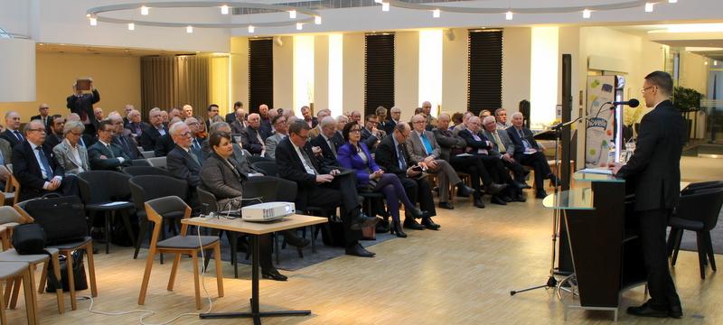 Paasikivi-Seuran kokous  6.4.2016