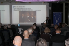 Presidentti Koiviston muistoluento Paasikivi-Seuran vuosikokous 28.11.2017
