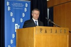 Paasikivi-Seuran kokous 19.4.2010