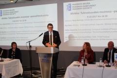 Paasikivi-Seuran kokous: Afrikka tulevaisuuden maanosa-paneeli 9.10.2017