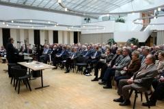 Paasikivi-Seuran kokous 25.4.2017