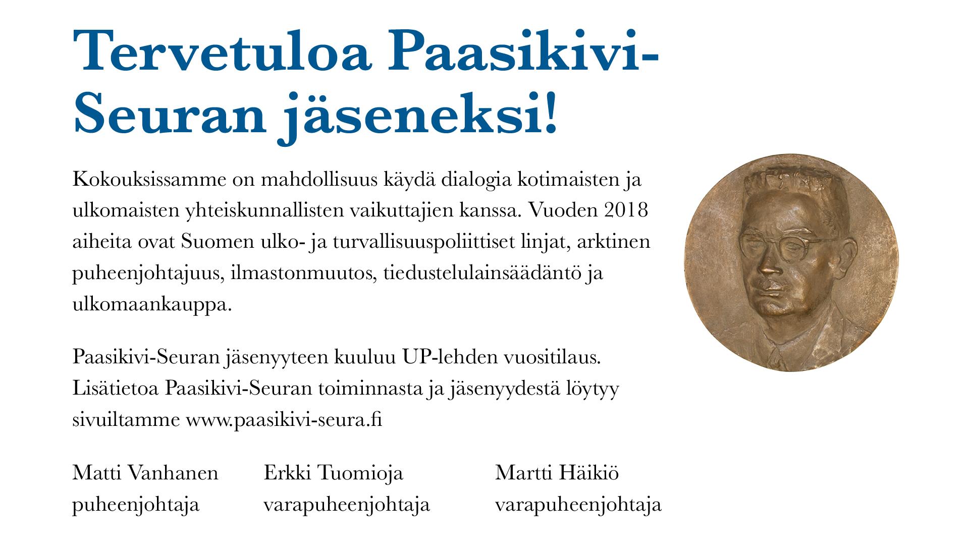 Tarvetuloa_Paasikivi-Seuran_jaseneksi_valkoinen